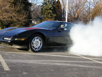 1995 Chevrolet Corvette Coupe, 1995 Chevrolet Corvette 2 Dr STD Hatchback picture, exterior