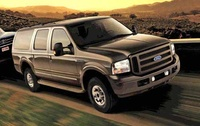 2005 Ford Excursion Overview