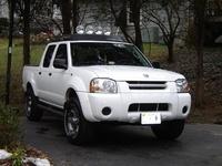 Picture of 2004 Nissan Frontier 4 Dr LE Crew Cab SB, exterior