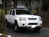 2004 Nissan Frontier Picture Gallery
