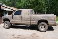 1999 Chevrolet Silverado 1500 3 Dr LT 4WD Extended Cab SB picture, exterior