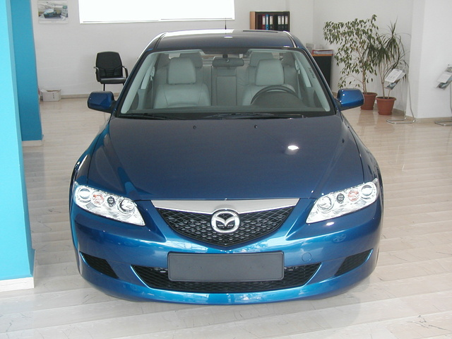 Picture of 2004 Mazda MAZDA6, exterior, gallery_worthy