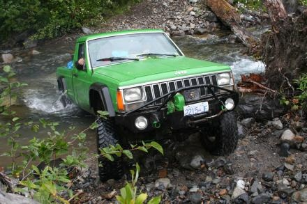 Picture of 1991 Jeep Comanche