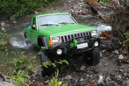 Picture of 1991 Jeep Comanche