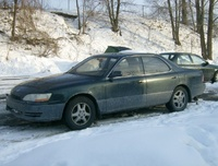 1992 Lexus ES 300 Overview