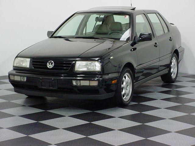 1997 Volkswagen Jetta 4 Dr GLX VR6 Sedan picture