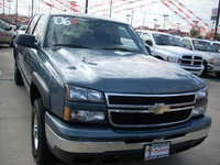 2006 Chevrolet Silverado 1500HD LT1 Crew Cab Short Bed 4WD, my truck at the dealer ship, exterior