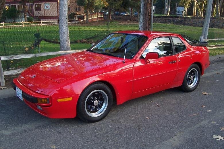 1984 Porsche 944 Pictures Cargurus