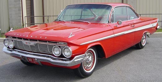 Image result for 1961 chevy