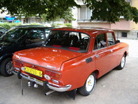 1980 Moskvitch 412 Overview