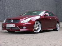 2006 Mercedes-Benz CLS-Class Overview