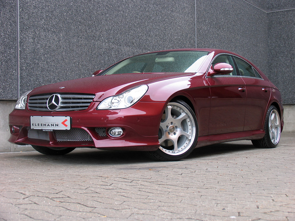 2006 Mercedes-Benz CLS500 picture