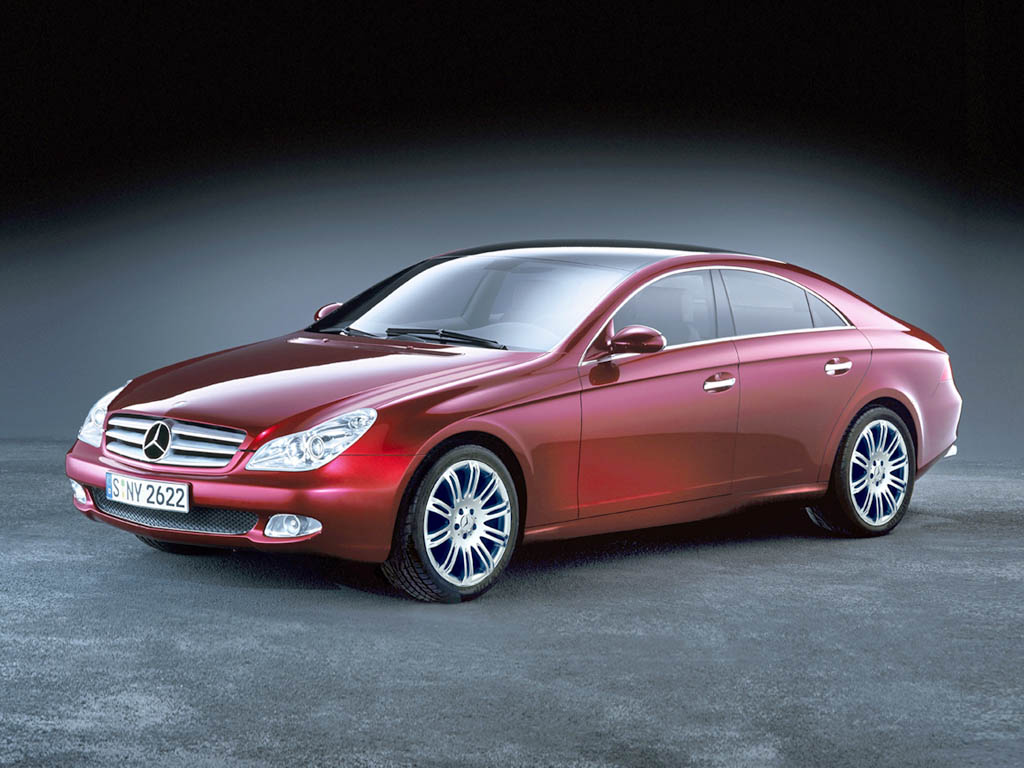 picture of 2006 mercedes benz cls class cls500 4dr sedan. Black Bedroom Furniture Sets. Home Design Ideas