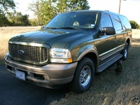 2003 Ford Excursion Eddie Bauer 4WD picture