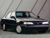 1993 Hyundai Sonata Overview