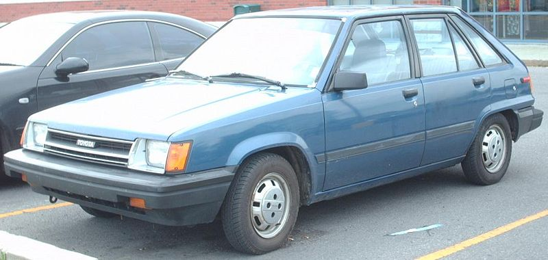 Picture of 1984 Toyota Tercel