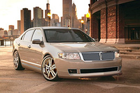 2007 Lincoln MKZ Overview