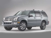 2007 Mercury Mountaineer Overview