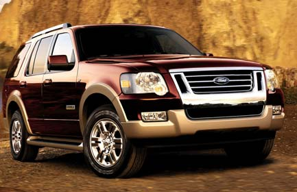 Picture of 2007 Ford Explorer Eddie Bauer 4X4
