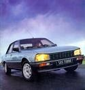 1989 Peugeot 505 Overview