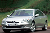 2004 Peugeot 607 Overview