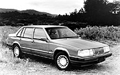 Picture of 1993 Volvo 960 4 Dr STD Sedan, exterior