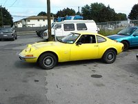 Picture of 1974 Opel GT, exterior, gallery_worthy