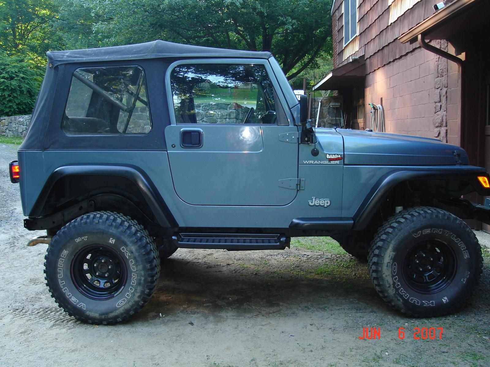 1997 Jeep Wrangler - Pictures - CarGurus