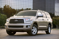 2008 Toyota Sequoia Platinum 4WD picture