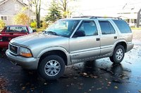 Picture of 2001 GMC Jimmy 4 Dr SLT SUV 4WD, exterior, gallery_worthy