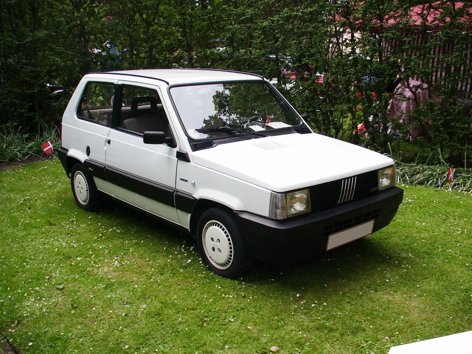 1990 Fiat Panda Pictures Cargurus