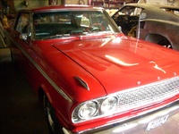 1963 Ford Fairlane picture, exterior