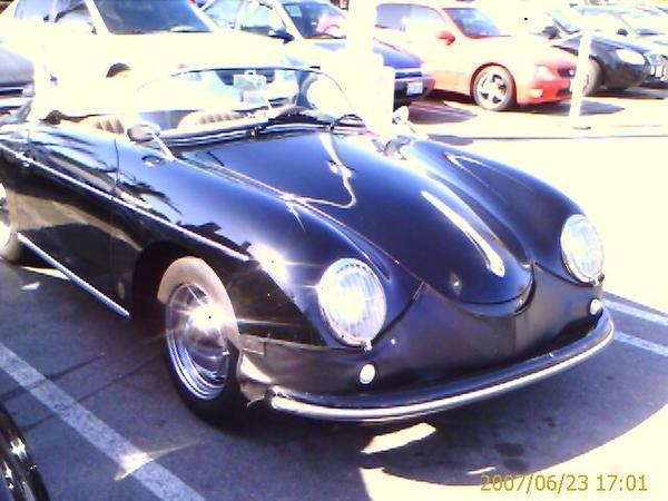 1955 Porsche 356 - Exterior Pictures - CarGurus