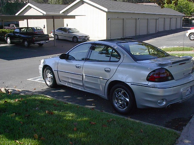 2002 Pontiac Grand Am GT Coupe - Pictures - 2002 Pontiac Grand Am GT ...