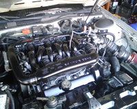 Picture of 1992 Ford Taurus SHO, engine