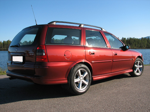 Picture of 2000 Opel Vectra, exterior, gallery_worthy