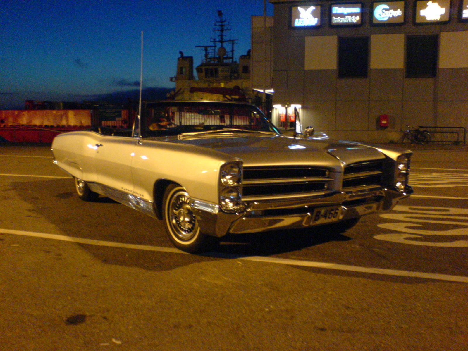 1966 Pontiac Bonneville Pictures Cargurus