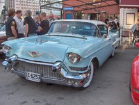 1957 Cadillac DeVille Picture Gallery