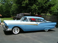 1957 Ford Fairlane, Picture of 1955 Ford Fairlane, exterior