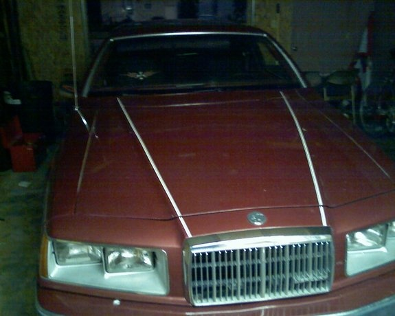 Picture of 1984 Mercury Cougar