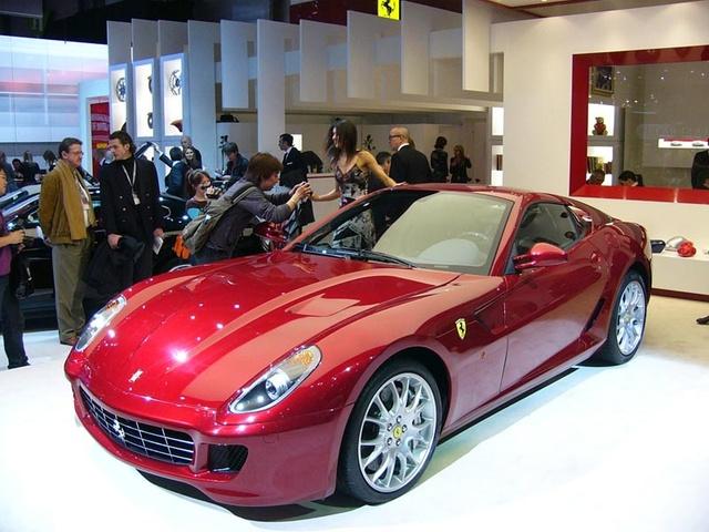 Picture of 2007 Ferrari 599 GTB Fiorano Coupe