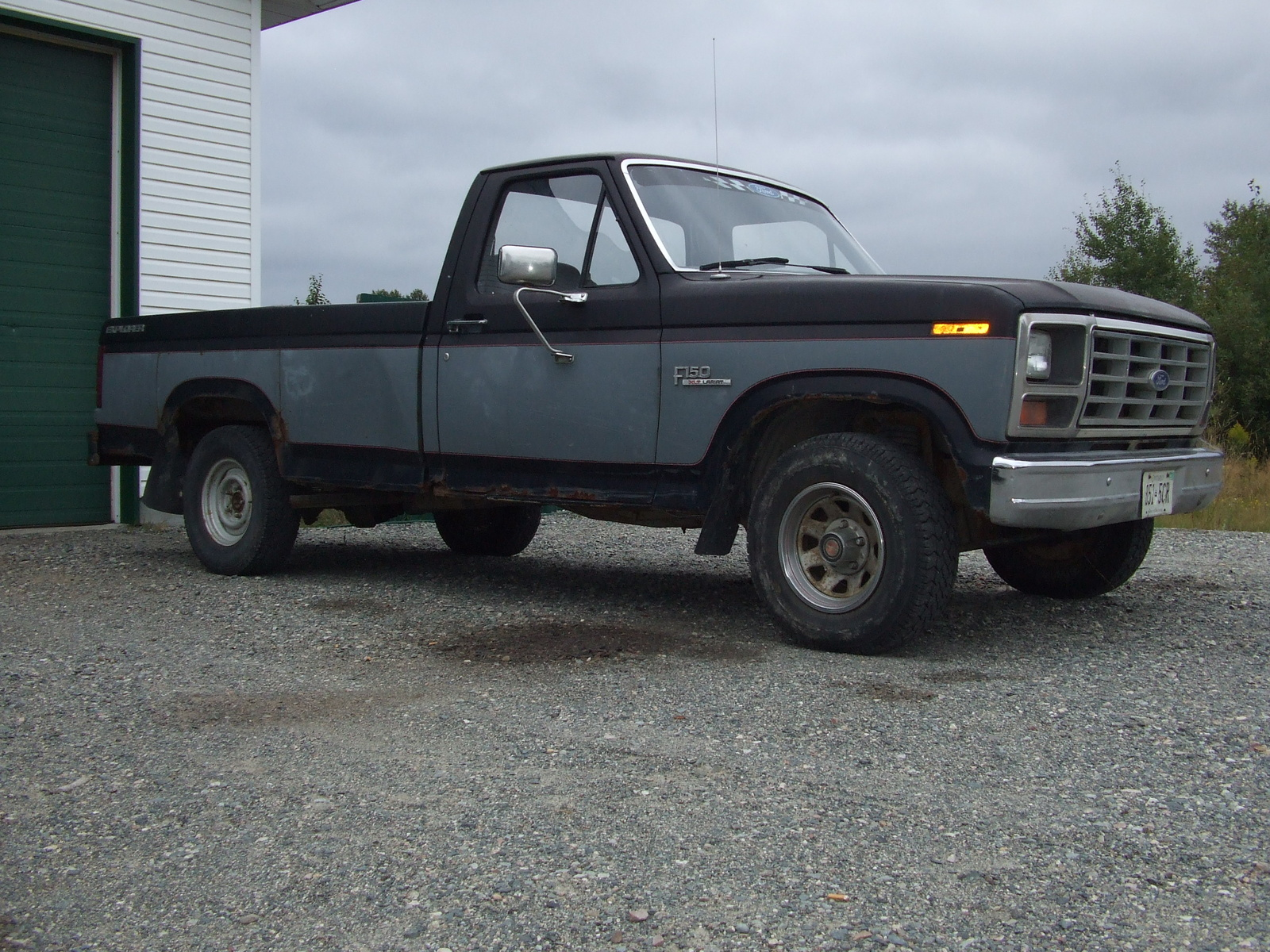 1986 Ford F 150 Pictures Cargurus