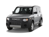 2008 Honda Element LX picture, exterior