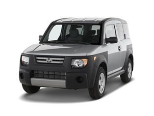 2008 Honda Element LX picture