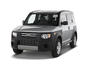 Picture of 2008 Honda Element