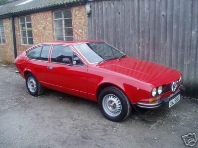 Picture of 1978 Alfa Romeo GTV, exterior, gallery_worthy