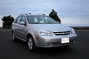 Picture of 2006 Chevrolet Optra
