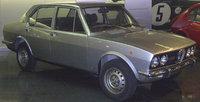 1972 Alfa Romeo Alfetta Overview