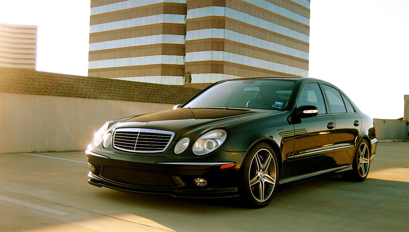 2006 mercedes benz e class exterior pictures cargurus. Black Bedroom Furniture Sets. Home Design Ideas