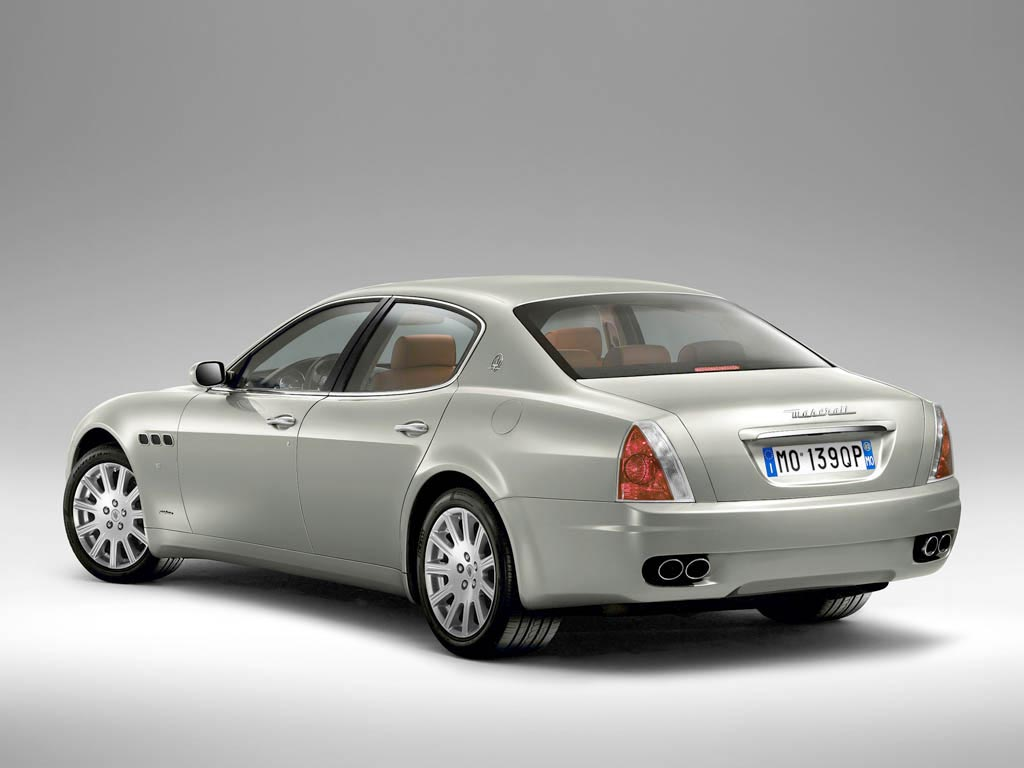 2007 maserati quattroporte exterior pictures cargurus. Black Bedroom Furniture Sets. Home Design Ideas